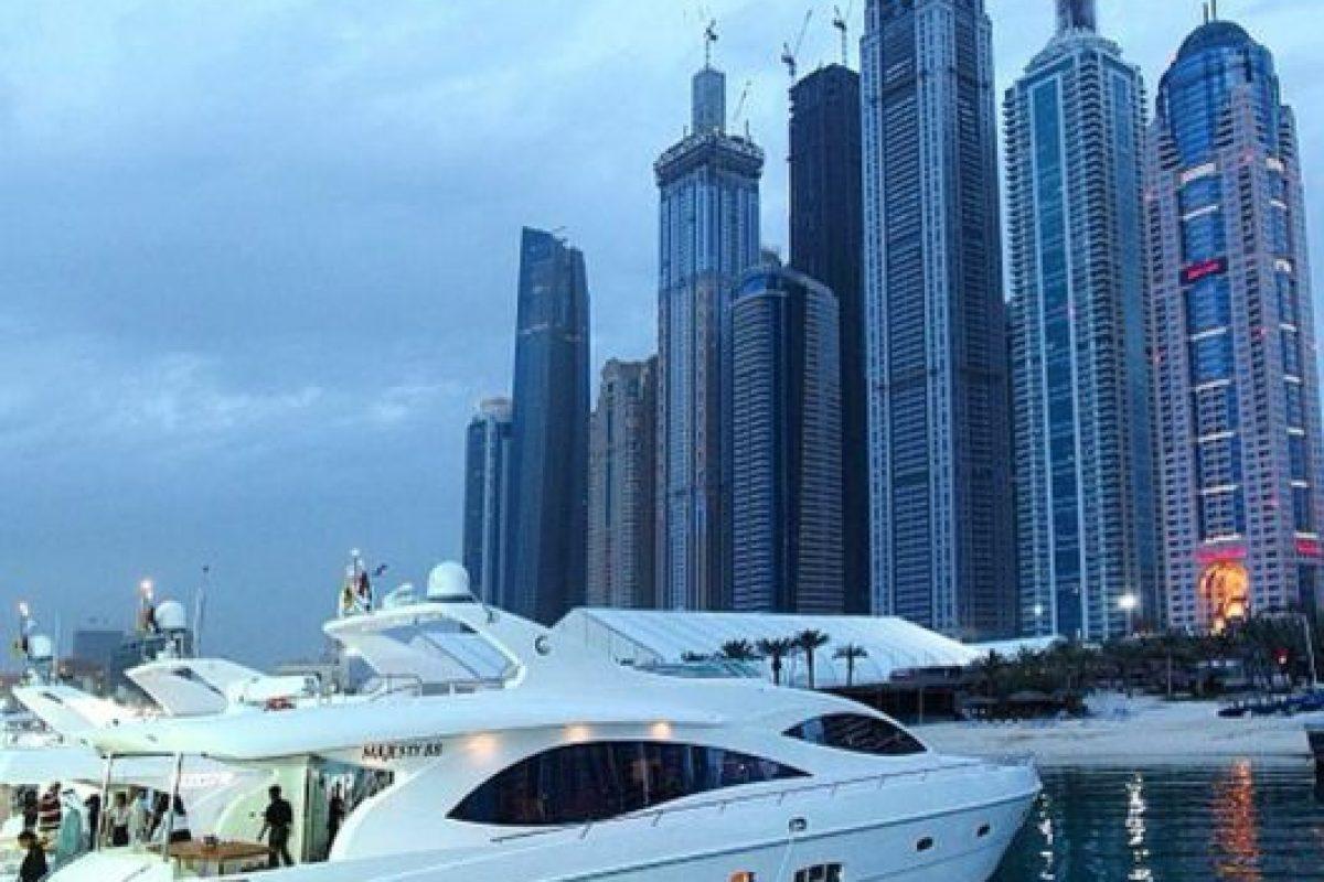 Y los cruceros. Foto:Vía Instagram/@omarborkan. Imagen Por: