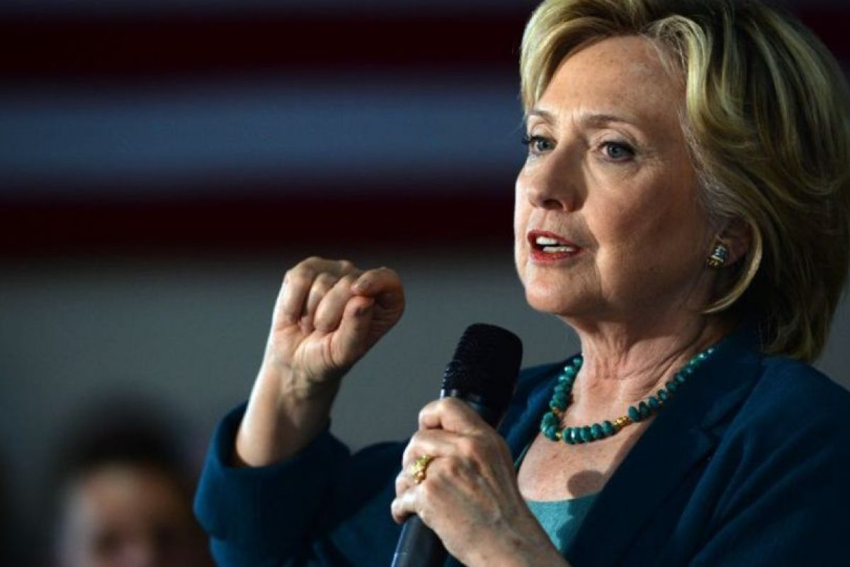 Una de ellas es Hillary Clinton. Foto:Getty Images. Imagen Por:
