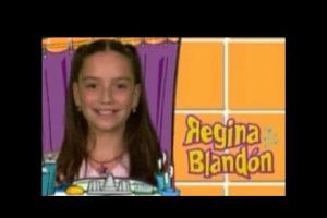 """Regina Blandón interpretó a """"Bibi P. Luche"""", a la que siempre le reclamaban por no ser """"una niña normal"""". Foto:vía youtube.com. Imagen Por:"""