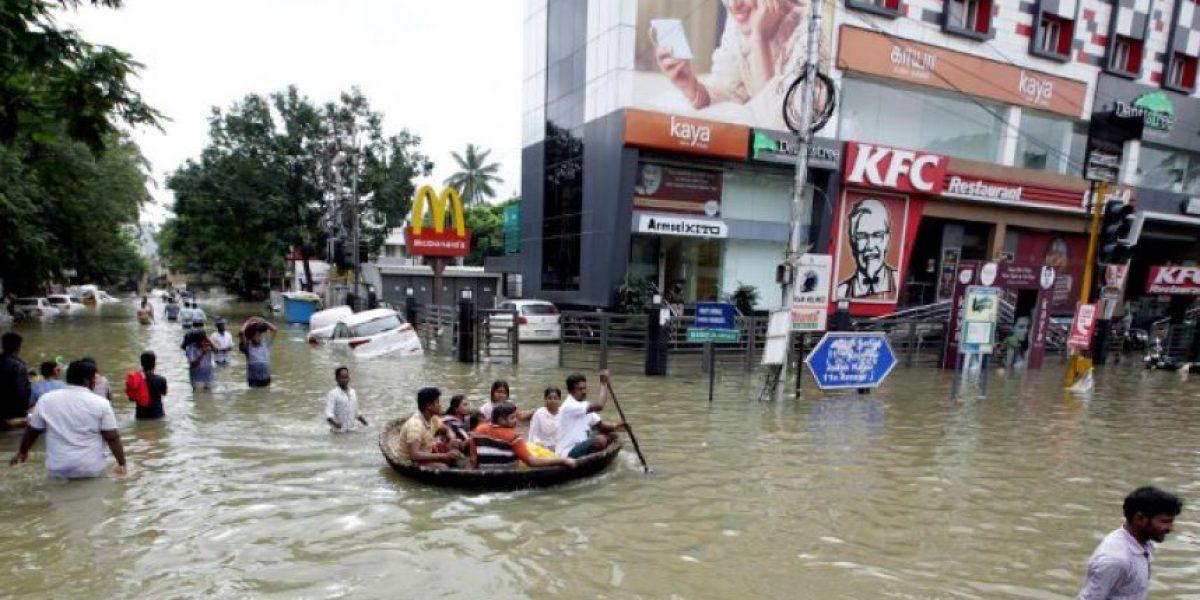 En imágenes: India cuenta ya 325 muertos por inundaciones