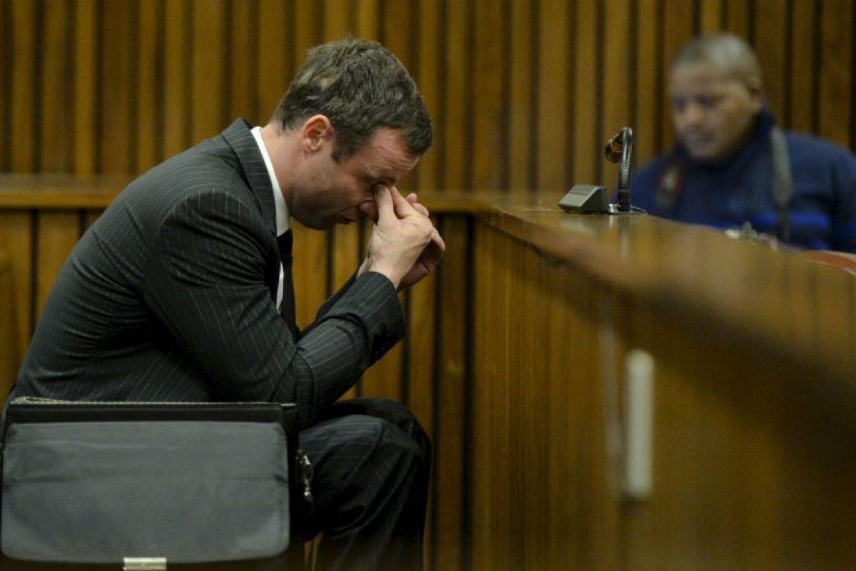 Sin embargo, poco después, Luvuyo Mfaku, portavoz de la fiscalía encargada del caso mencionó: Foto:Getty Images. Imagen Por: