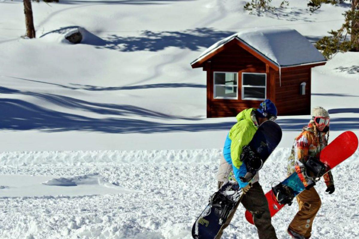 Ustedes encontrarán un paisaje lleno de nieve. Foto:Vía Flickr. Imagen Por: