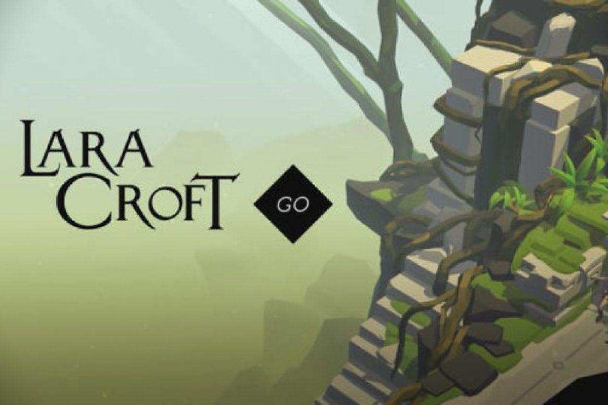 """Mejor juego para móviles o tabletas: """"Lara Croft GO"""" Foto:Square Enix. Imagen Por:"""