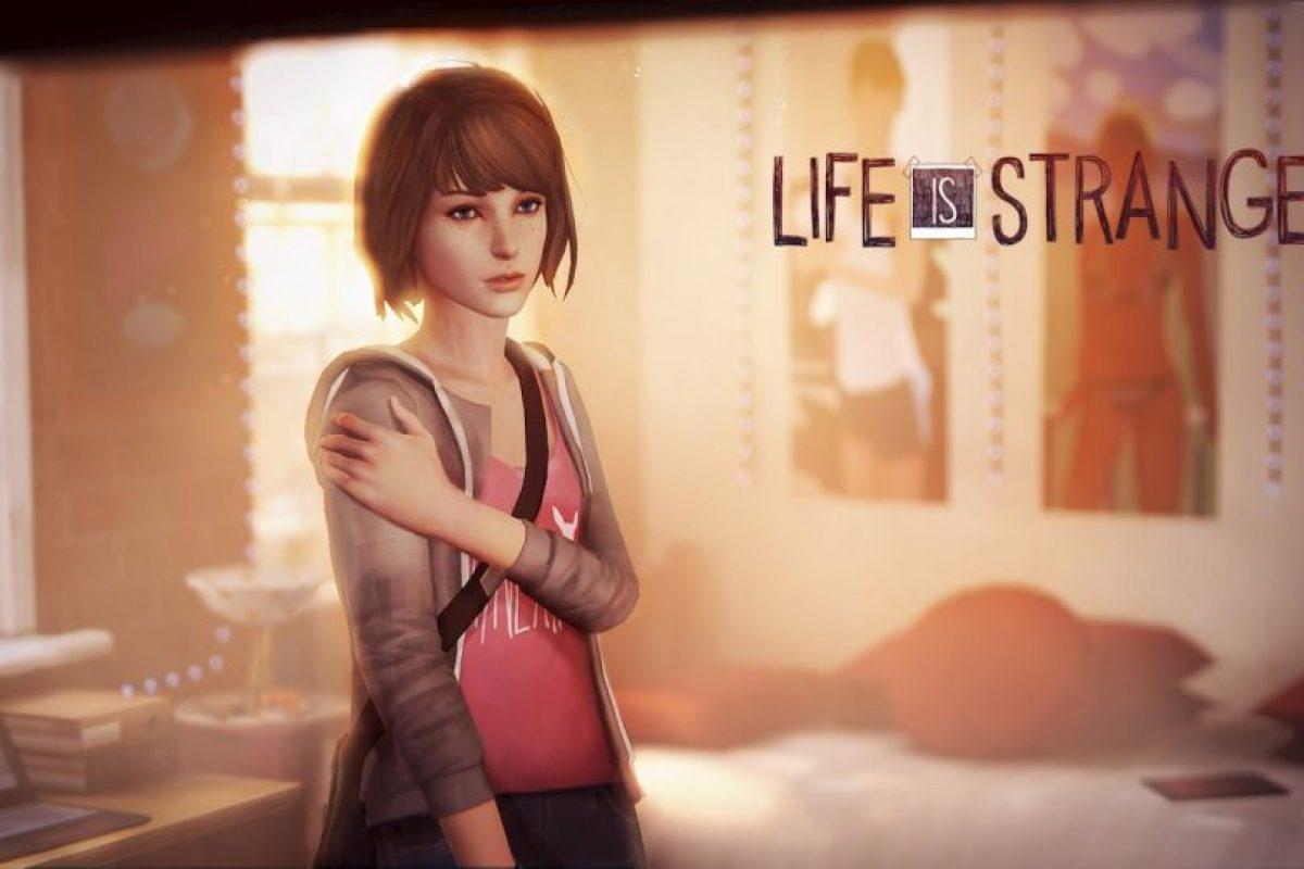 """Mejor juego para el cambio: """"Life is Strange"""" Foto:Dontnod Entertainment. Imagen Por:"""