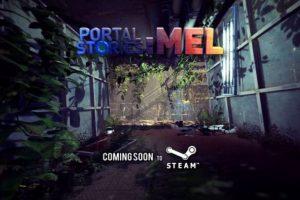 """Mejor juego creado por un fanático: """"Portal Stories: Mel (Prism Studios)"""" Foto:Prism Studios. Imagen Por:"""