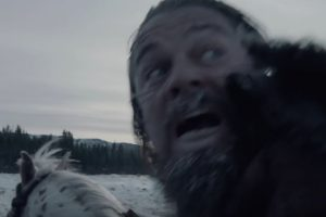 2. Leonardo DiCaprio maltratado y violado por un oso Foto:Vía Youtube. Imagen Por: