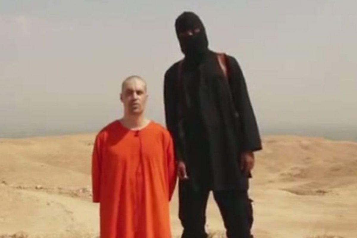 """Hénin vio morir a varios de sus colegas en manos de """"John el Yihadista"""". Foto:AP. Imagen Por:"""