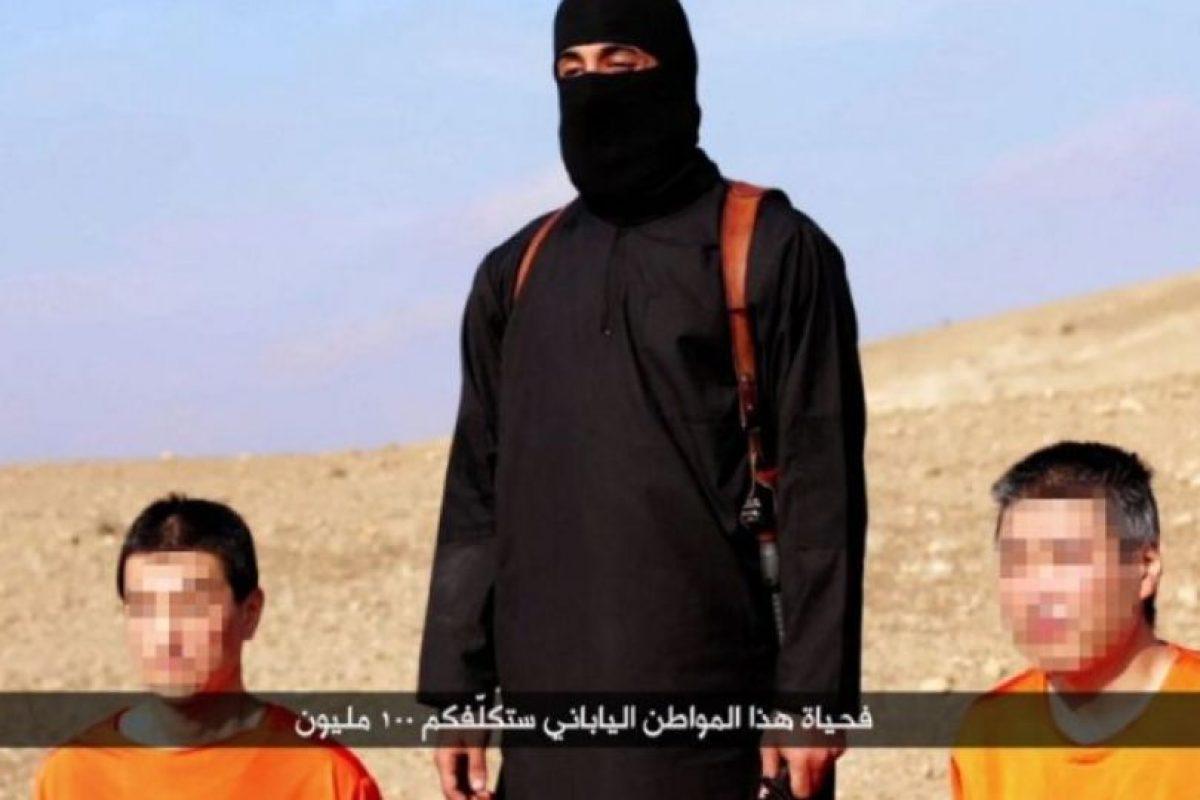 El militante protagonizó la mayoría de los videos de ejecuciones de EI, desde 2014. Foto:AFP. Imagen Por: