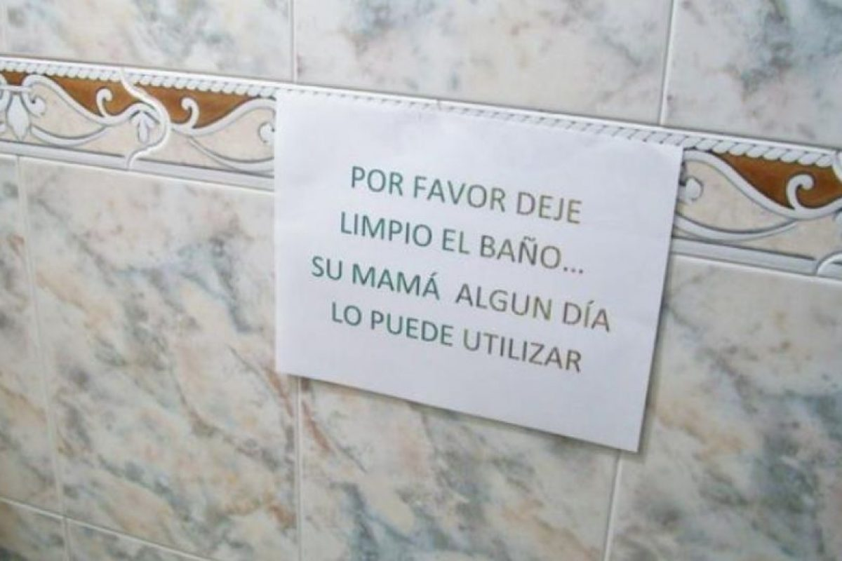 Más claro no se puede. Foto:vía Colombianadas.net. Imagen Por: