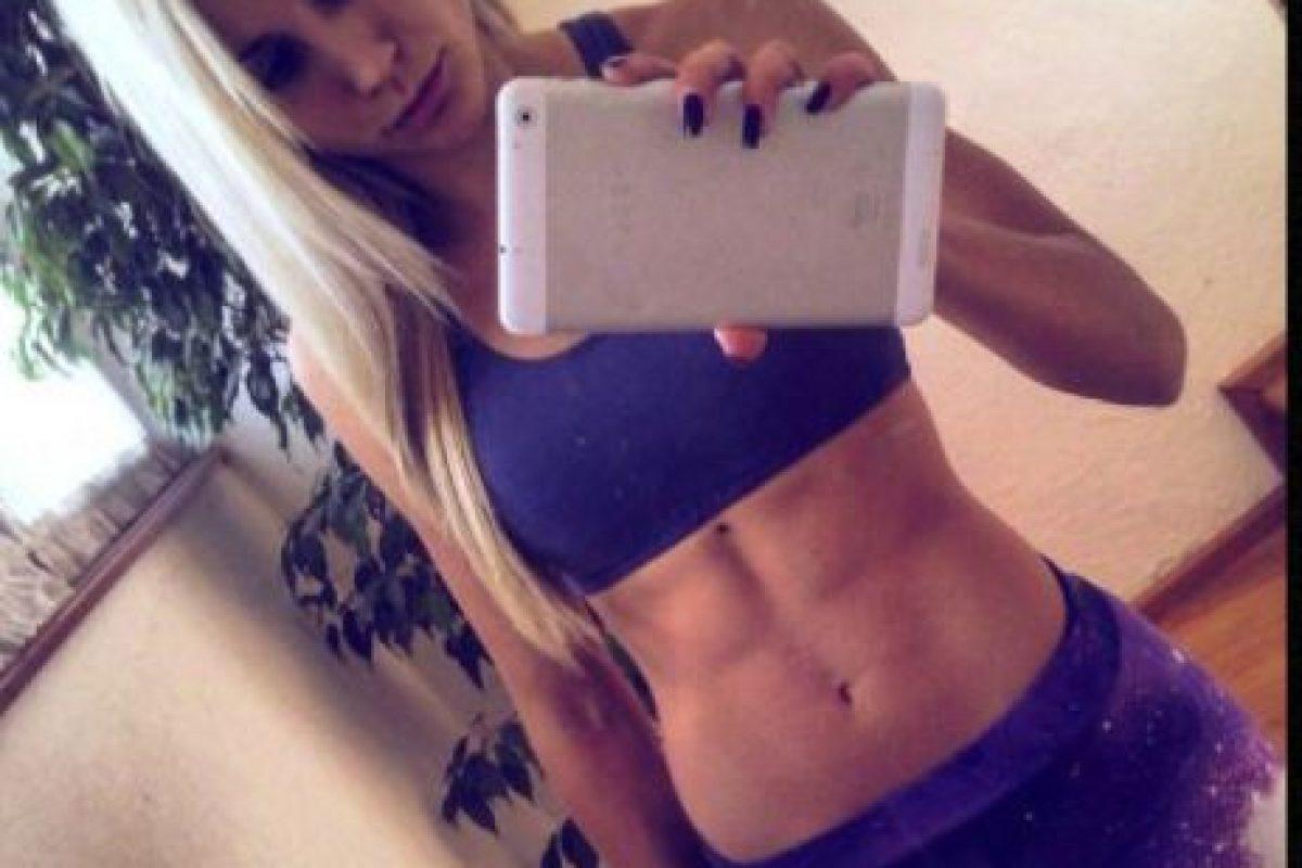 Una joven atleta de Bosnia y Herzegovina Foto: Vía instagram.com/ivana_macanovic. Imagen Por: