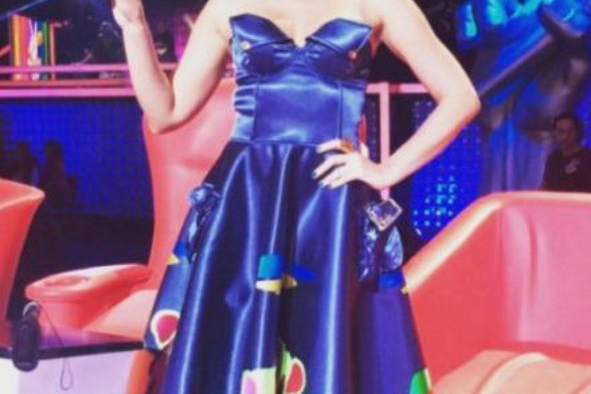 Es una actriz, cantante y modelo colombiana. Foto:Twitter. Imagen Por: