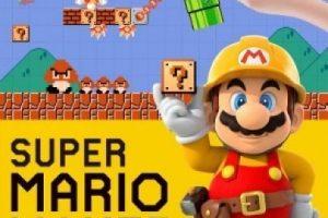 "Mejor juego familiar: ""Super Mario Maker"" Foto:Nintendo Entertainment Analysis and Development. Imagen Por:"