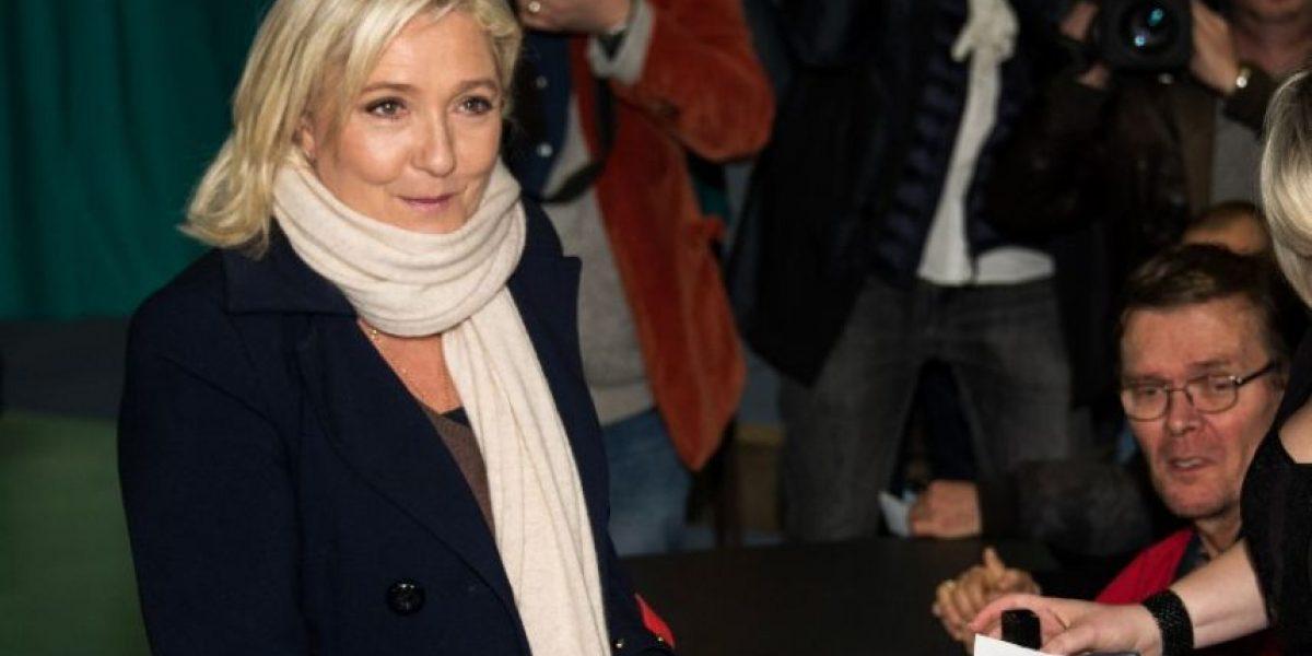 La ultraderecha de Le Pen gana por primera vez unas elecciones regionales