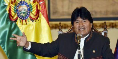 Un 53 % de bolivianos rechaza la reelección de Evo Morales
