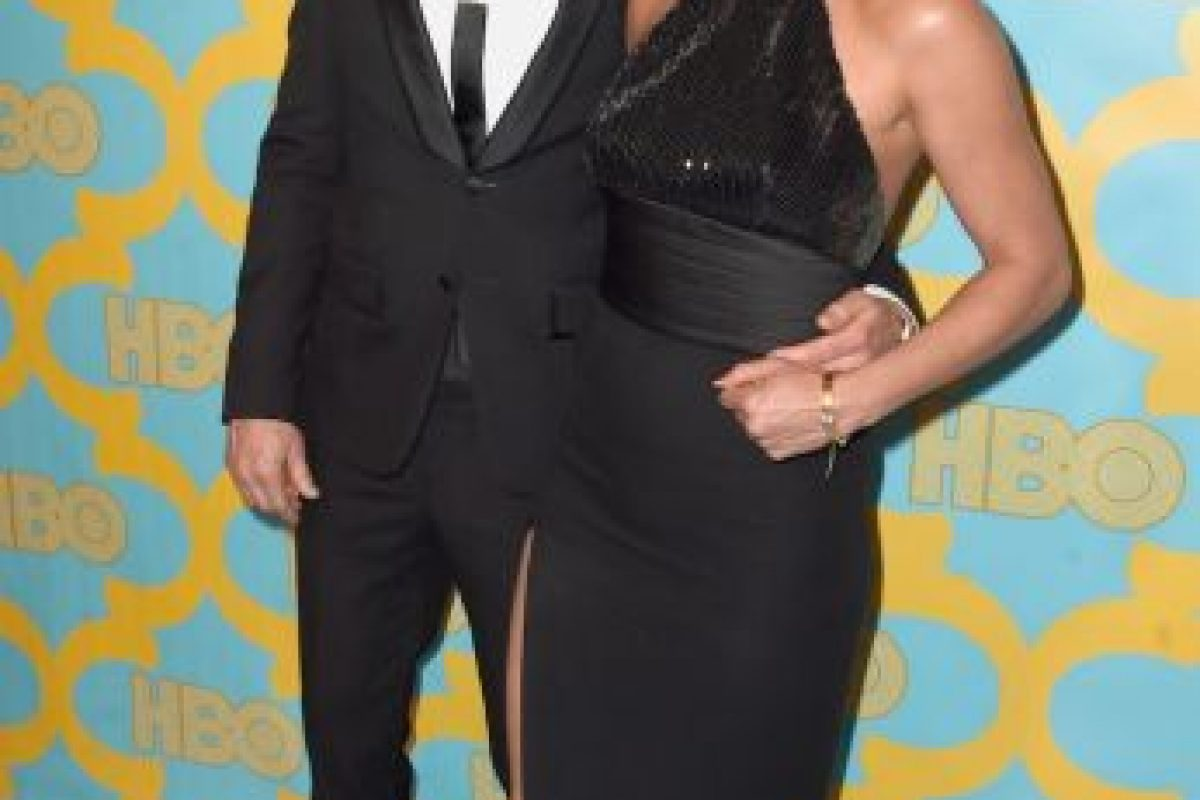 """Y tuvo como invitados a varios miembros de la recordada comedia """"Friends"""". Foto:Getty Images. Imagen Por:"""