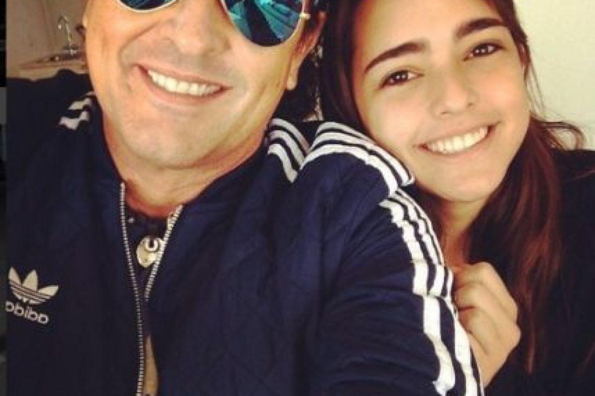 Lucy es hija del cantante Carlos Vives y Herlinda Gómez. Foto:vía instagram.com/lucyvives. Imagen Por: