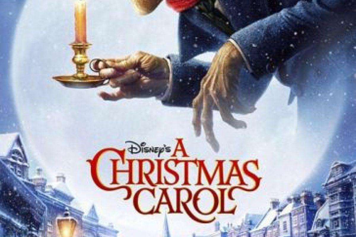 Es una adaptación cinematográfica del clásico de Charles Dickens, A Christmas Carol. Foto:Disney Pictures. Imagen Por: