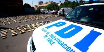 Quilpué: detienen a banda de traficantes liderada por ancianos