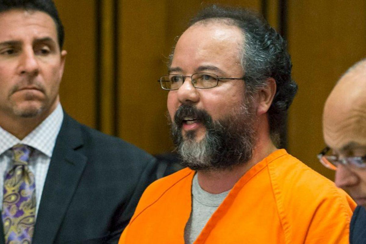 Ariel Castro fue un sociópata que secuestró y violó por 10 años a tres mujeres en Estados Unidos. Foto:Getty Images. Imagen Por:
