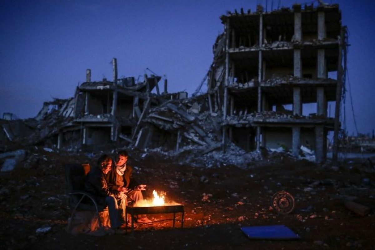 La vida en Siria en cuatro años de guerra Foto:AFP. Imagen Por:
