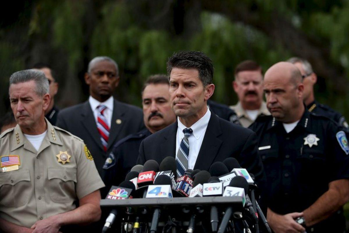 Las autoridades analizan el caso como terrorismo. Foto:AFP. Imagen Por: