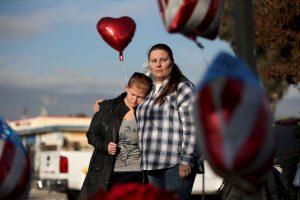 Mataron a tiros a 14 personas durante una fiesta para empleados, en San Bernardino. Foto:AFP. Imagen Por: