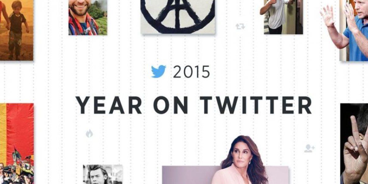 Twitter hace recuento de los hechos más destacados de este 2015