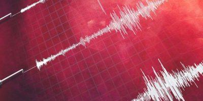 Fuerte sismo despertó a los habitantes de la zona central del país