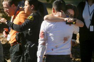 Los hechos se dieron en el centro para discapacitados Inland en San Bernardino, California. Foto:AP. Imagen Por:
