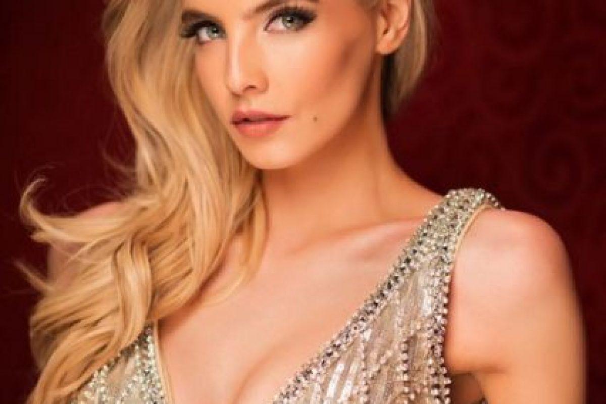 Miss Irlanda – Joanna Cooper Foto:Instagram/missuniverse. Imagen Por: