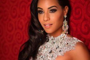 Miss Jamaica – Sharlene Radlein Foto:Instagram/missuniverse. Imagen Por: