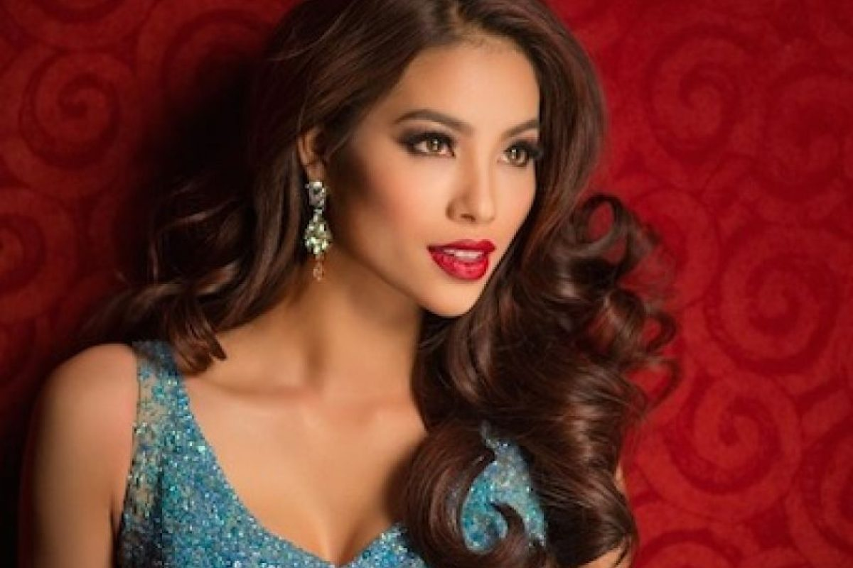 Miss Vietnam – Huong Pham Foto:Instagram/missuniverse. Imagen Por: