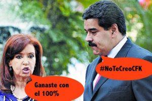 Incluso, la saliente presidenta de Argentina, Cristina Fernández, también fue parte Foto:Twitter.com – Archivo. Imagen Por: