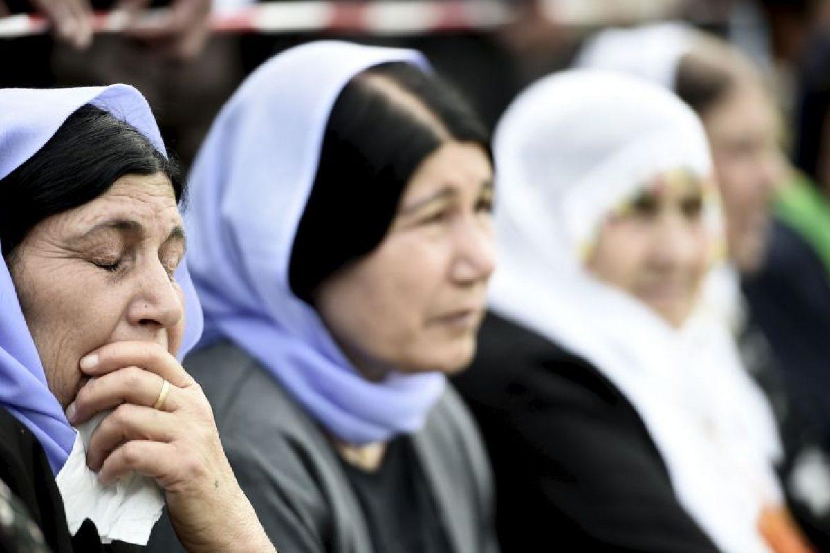 Y aseguró que estaría interesado en establecer una base de datos para ubicar a todos los musulmanes en el país. Foto:Getty Images. Imagen Por: