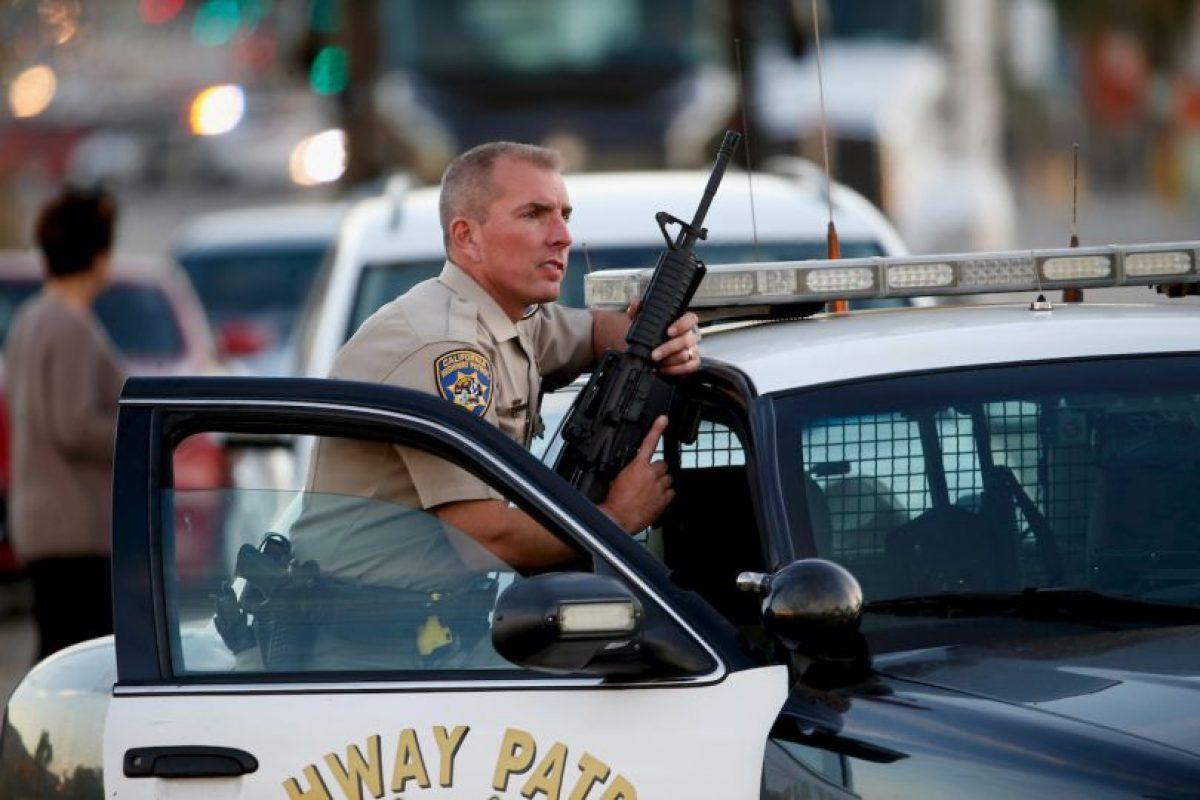 Otras 20 personas resultaron heridas. Foto:Getty Images. Imagen Por: