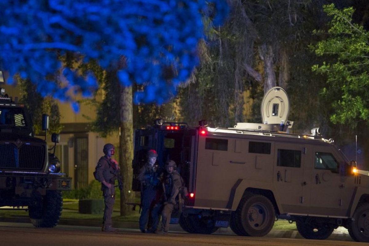 Simpatizantes del grupo terroristas celebraron la masacre a través de sus redes sociales. Foto:Getty Images. Imagen Por: