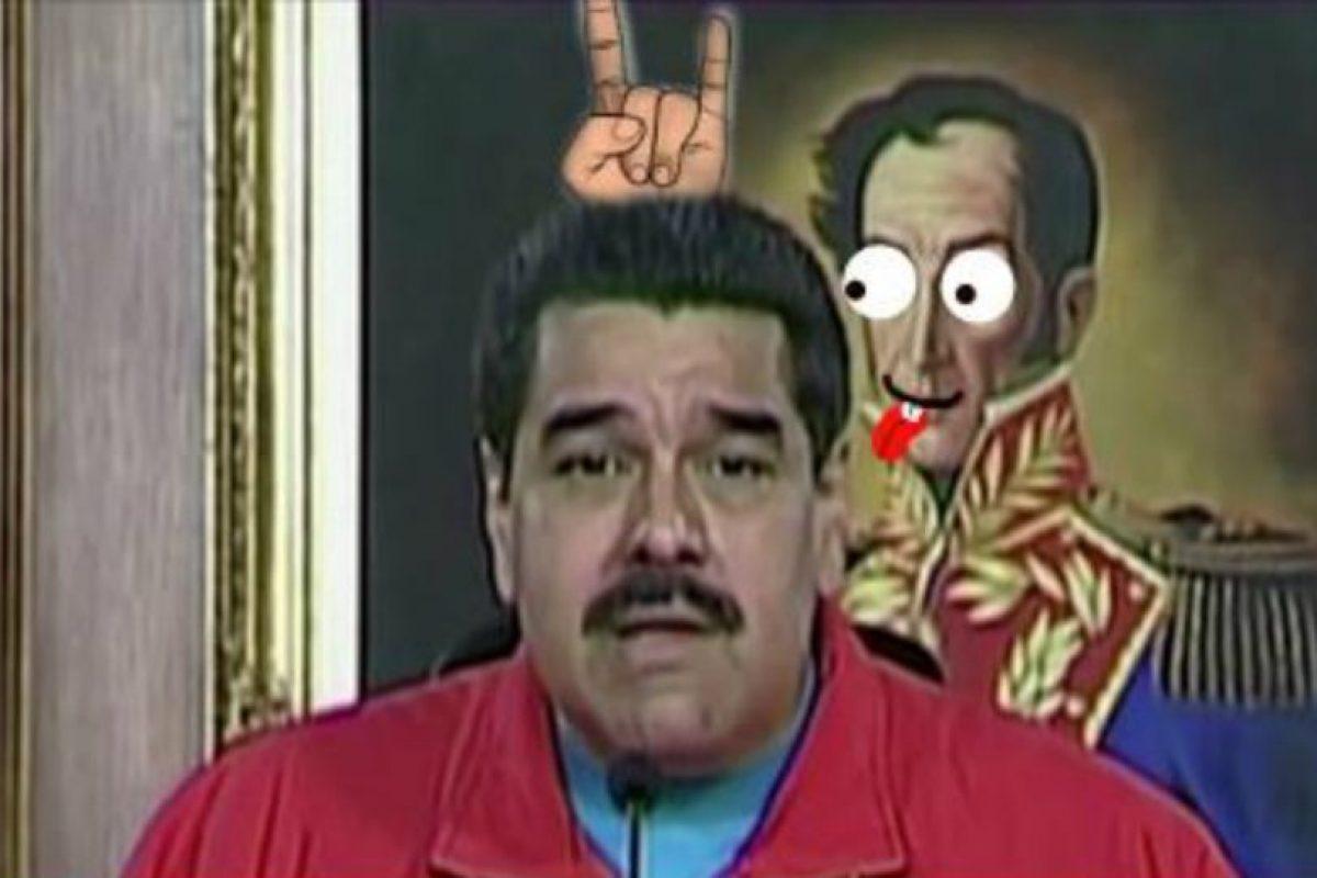 Los memes con los que opositores se burlan de Nicolás Maduro y el Chavismo Foto:Twitter.com – Archivo. Imagen Por: