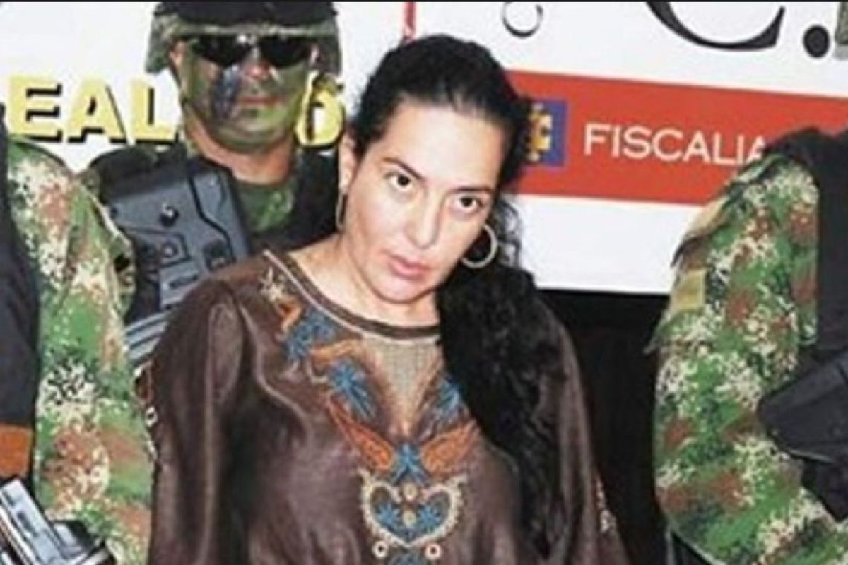 Ella continuó con el negocio y luego pagó cárcel. Hasta que la mataron hace tres años. Foto:vía El Espectador. Imagen Por: