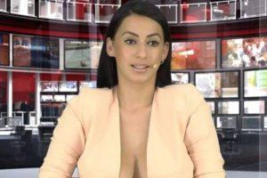 """Tanto que la revista """"Playboy"""" la solicitó para posar para ellos. Foto:Vía Facebook.com/enki.bracaj. Imagen Por:"""