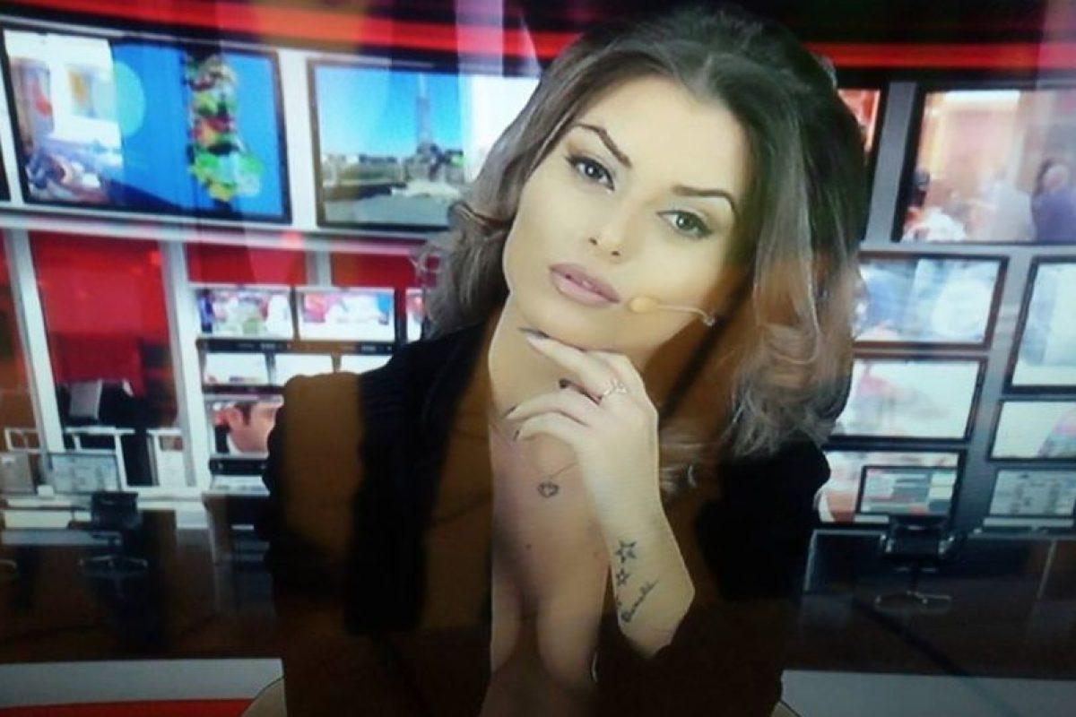 También es muy sensual. Foto:Vía Facebook.com/greta.hoxha.20. Imagen Por: