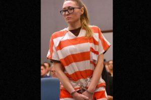 Brianne Altice fue acusada de tener relaciones sexuales con tres alumnos. Foto:AP. Imagen Por: