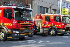 Todo sucedió en un suburbio de Melbourne, Australia. Foto:Vía facebook.com/Melbourne.MFB. Imagen Por: