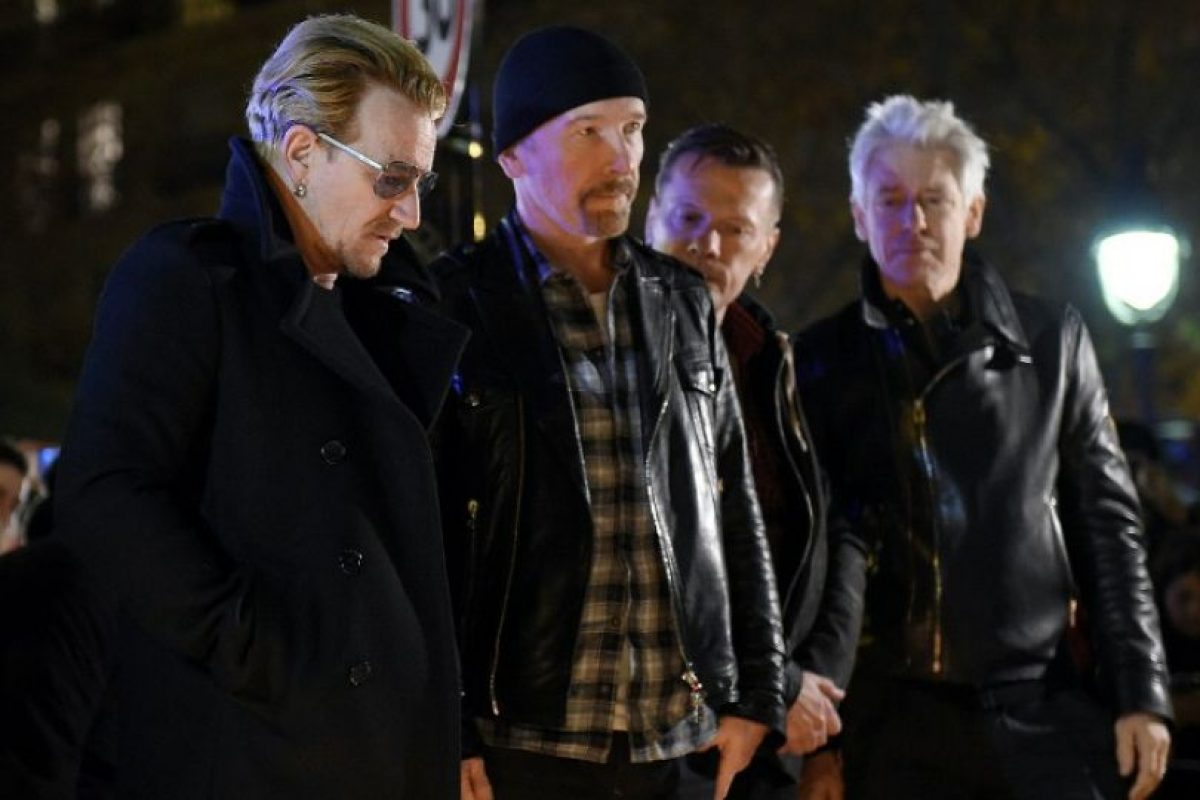 U2 Foto:AFP. Imagen Por: