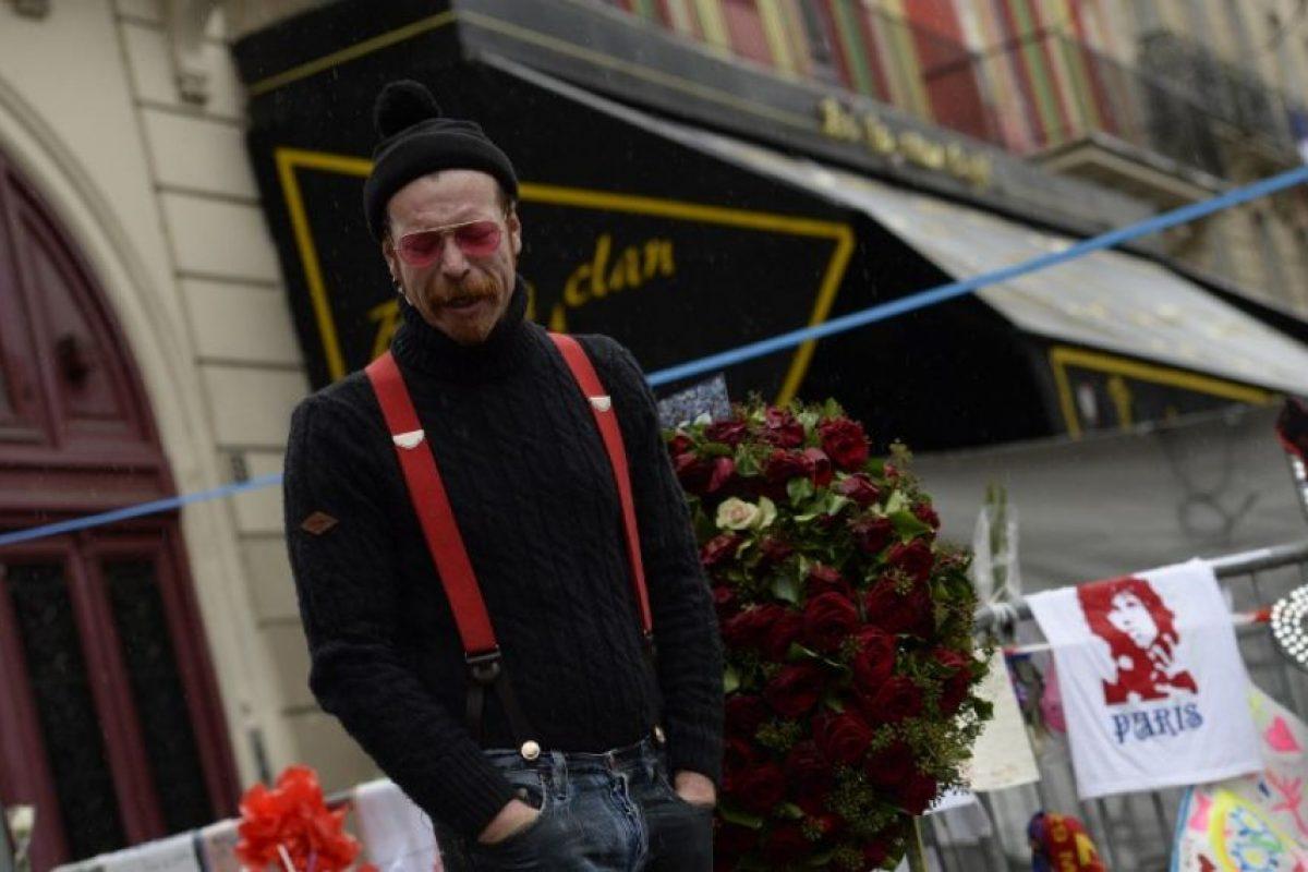 90 personas murieron en la sala de conciertos Foto:AFP. Imagen Por: