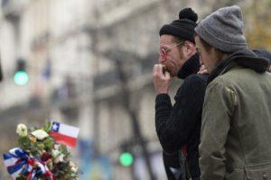 En total, murieron cerca de 130 personas aquel 13 de noviembre en París Foto:AFP. Imagen Por: