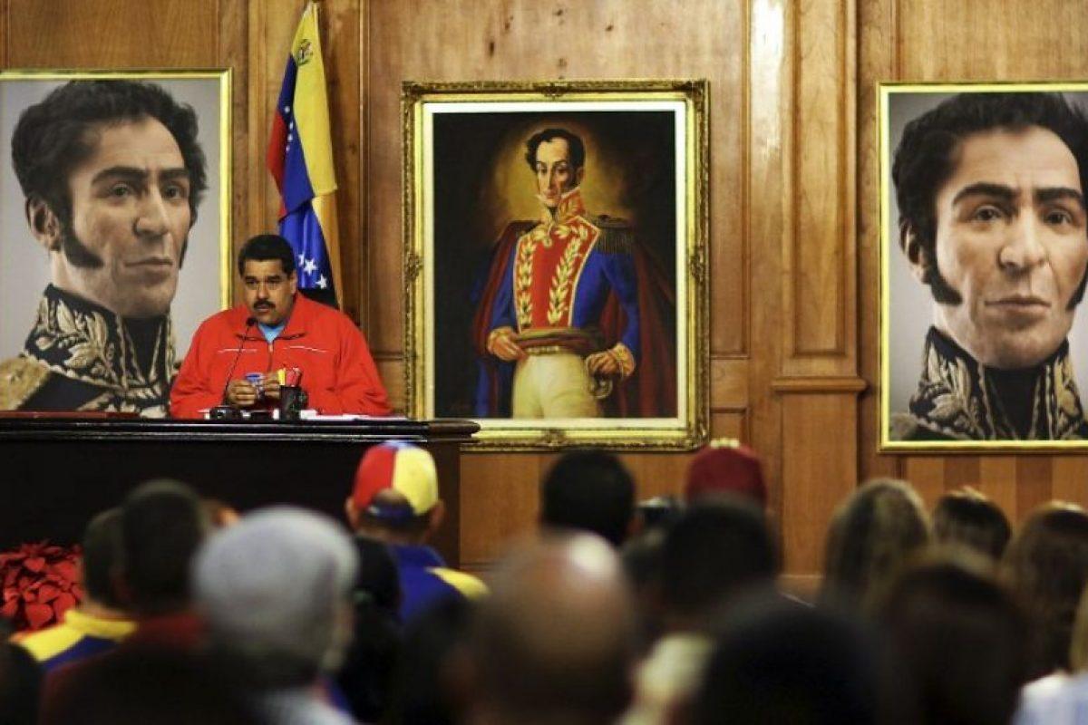 Estas son las cifras de Venezuela Foto:AFP. Imagen Por: