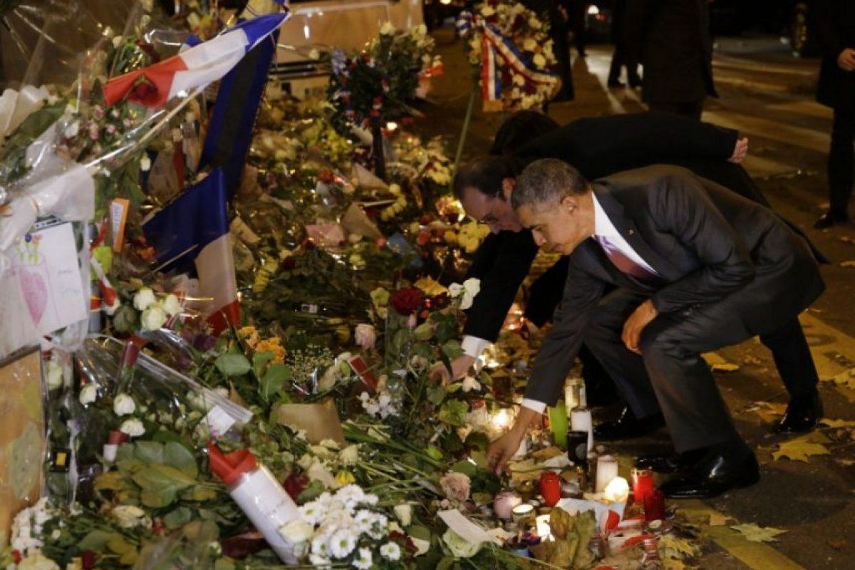 Otras personalidades que han visitado la sala de conciertos Bataclan Foto:AFP. Imagen Por: