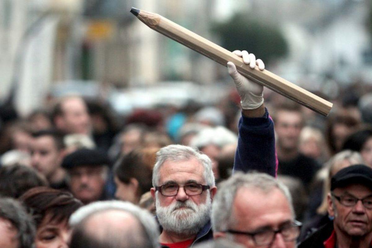 El atentado fue perpetrado por el Estado Islámico. Foto:AFP. Imagen Por: