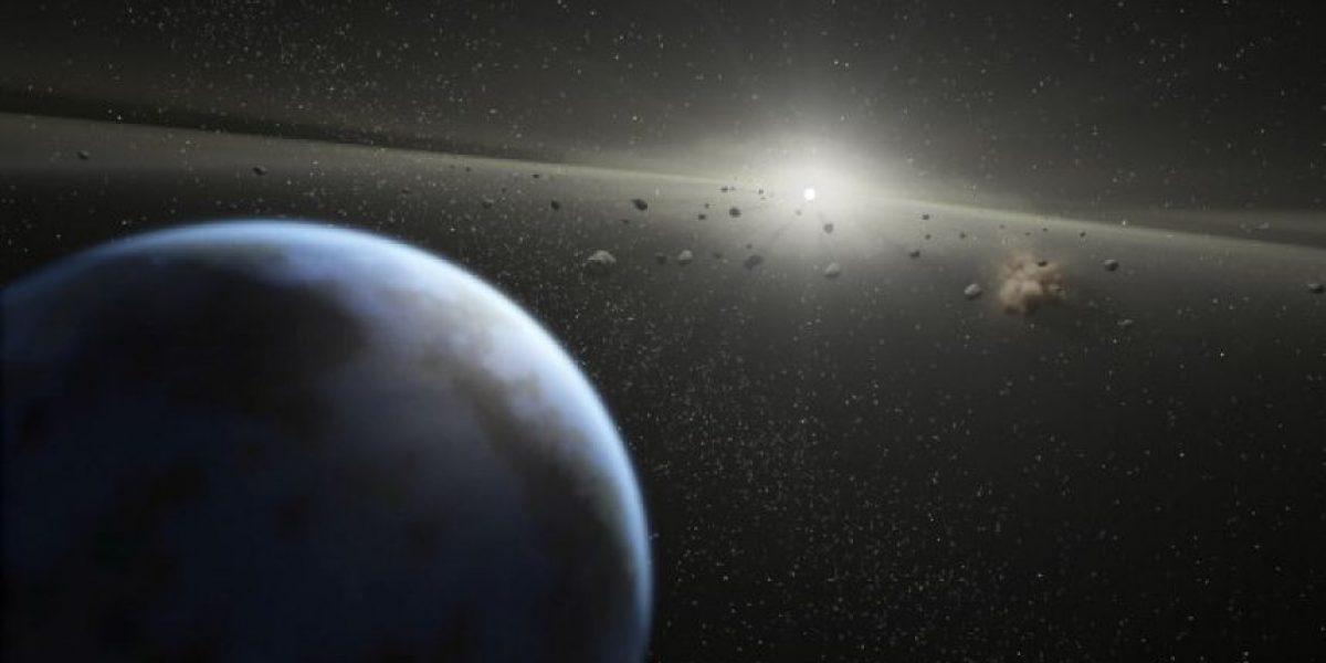 2003 SD220: el asteroide que