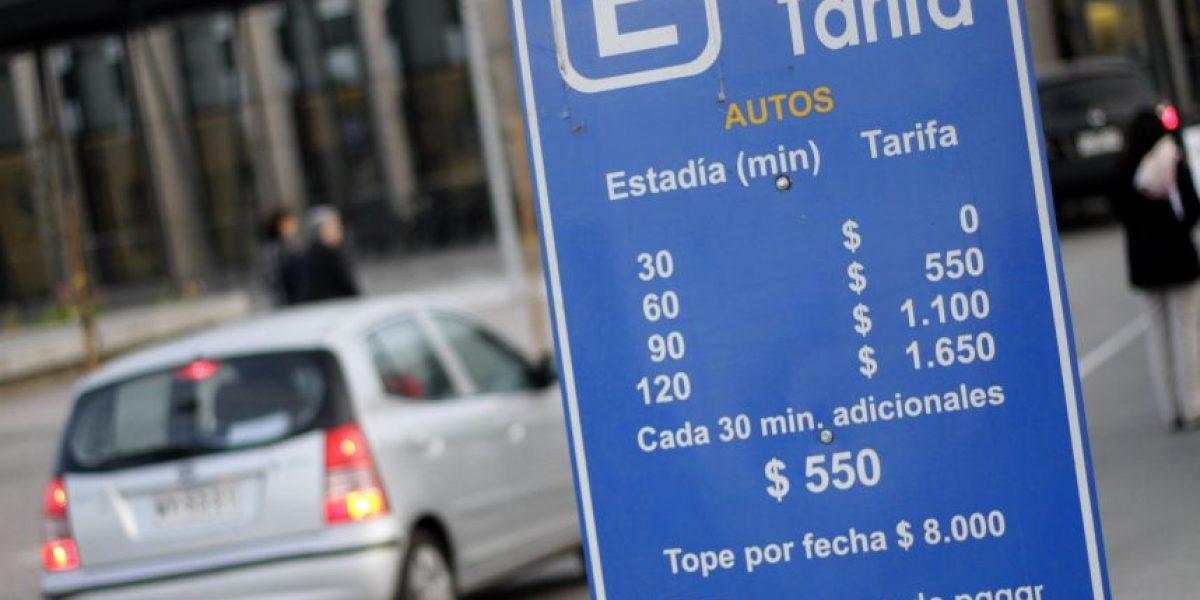 Senado inicia discusión de proyecto sobre gratuidad de estacionamientos